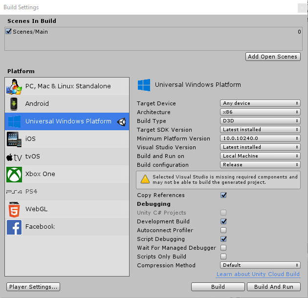 Debugging C# Code With Unity IL2CPP Projects Running on